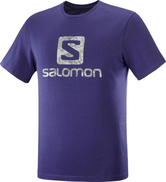 Salomon Outlife Logo Short Sleeve Tee - Men's