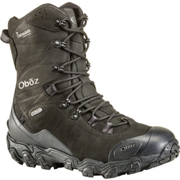 "Oboz Footwear Bridger 10"" Insulated B-Dry Waterproof - Men's"