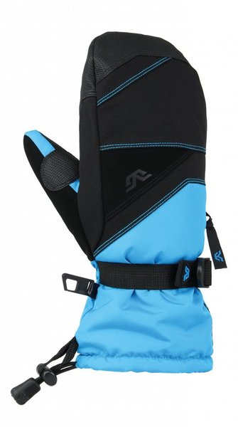 Gordini Stomp III Mitt - Kid's Color: Bright Blue/Black