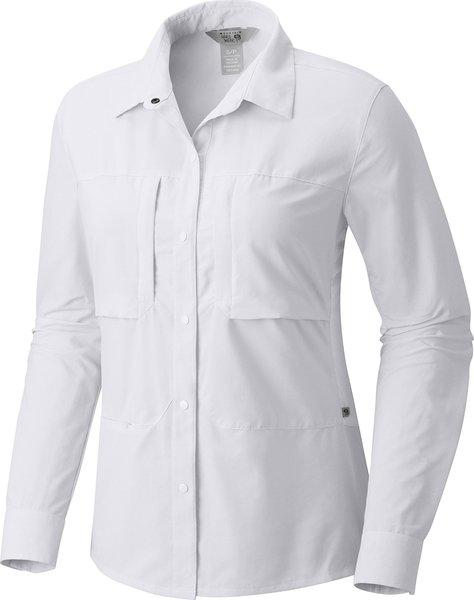 Mountain Hardwear Canyon Pro™ Popover Long Sleeve Shirt - Women's