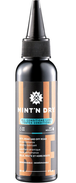MINT'N DRY CERAMIC LUBE - ALL CONDITIONS