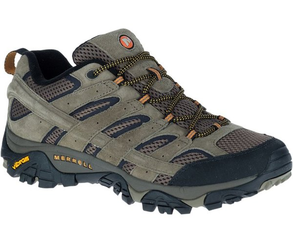 Merrell Moab 2 Ventilator (Wide Sizes Available) - Men's Color: Walnut