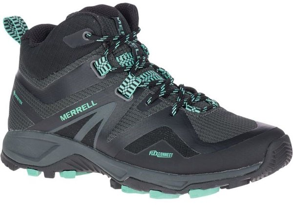Merrell MQM Flex 2 Mid GORE-TEX - Women's Color: Granite/Wave