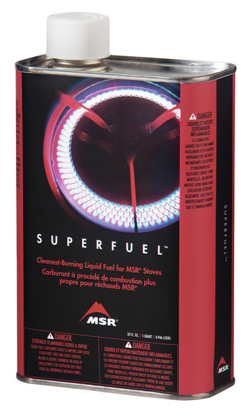 MSR SuperFuel White Gas Stove Fuel
