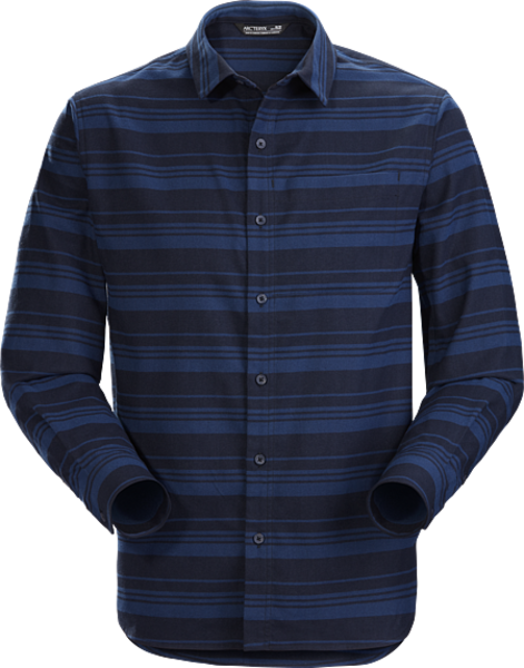 Arcteryx Mainstay Shirt - Men's Color: Microcosm