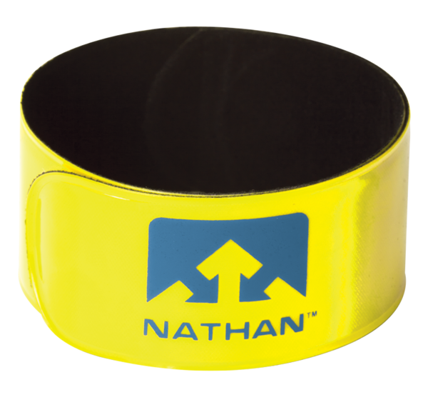 Nathan Reflex Reflective Snap Bands 2-Pack