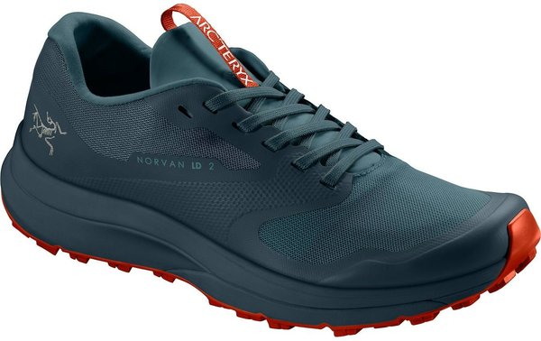 Arcteryx Norvan LD 2 Shoe - Men's Color: Pytheas/Trail Blaze