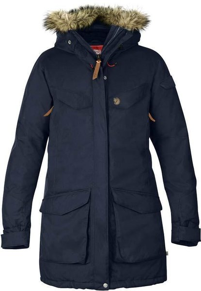 Fjallraven Nuuk Parka - Women's Color: Dark Navy
