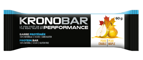 Kronobar Pear-Maple Protein Bar (60g)