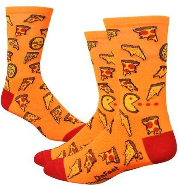 """DeFeet Aireator 6"""" Pizza Party"""