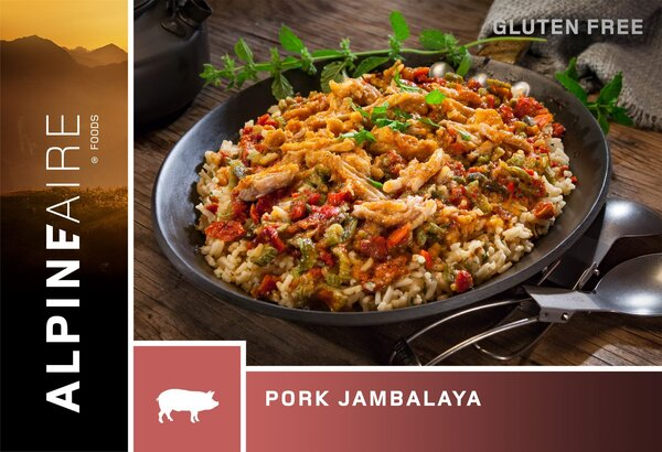 AlpineAire Pork Jambalaya
