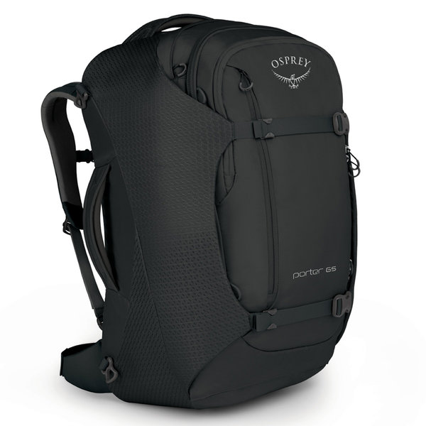 Osprey Porter 65 Travel Pack Color: Black