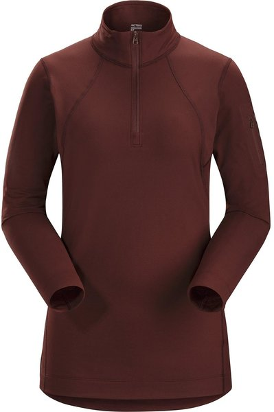 Arcteryx Rho LT Zip Neck - Women's