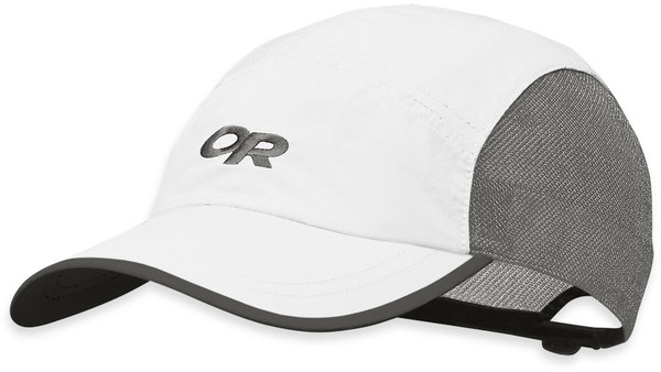 Outdoor Research Swift Cap Color: White/Light Grey