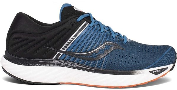 Saucony Triumph 17 (Wide Sizes Available) - Men's