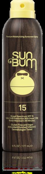 Sun Bum SPF 15 Original Spray Sunscreen - 6oz/177ml