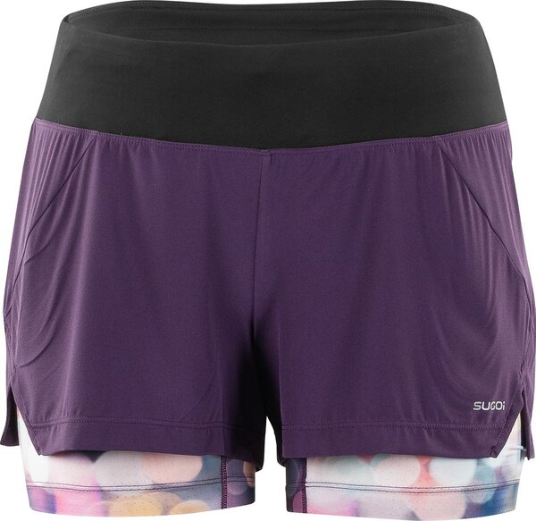 Sugoi Prism 2-In-1 Shorts - Women's
