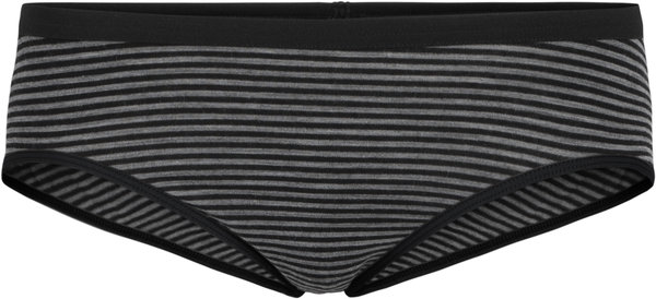 Icebreaker Siren Hipkini - Women's Color: Stripe Gritstone Heather