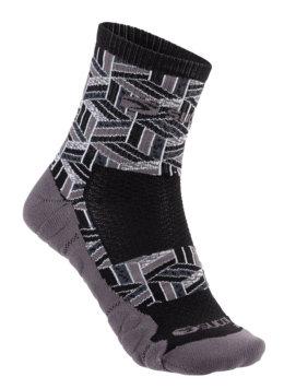 Sugoi RSR Quarter Sock Printed
