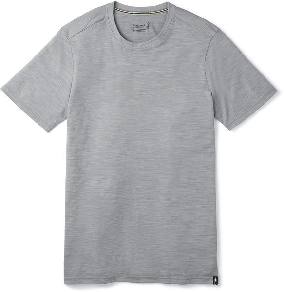 Smartwool Merino Sport 150 Tee - Men's Color: Light Gray Heather