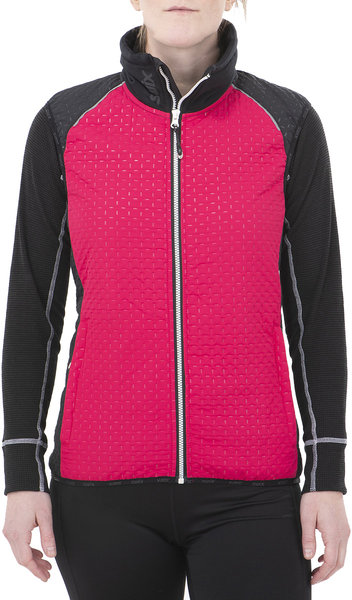 Swix Menali Ultra Quilted Vest - Women's Color: Geranium
