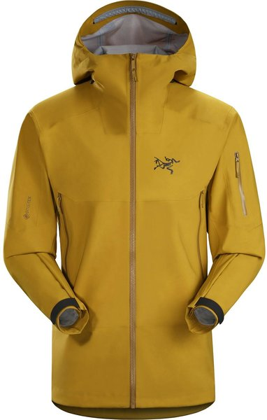 Arcteryx Sabre AR GTX Jacket - Men's Color: Midnight Sun