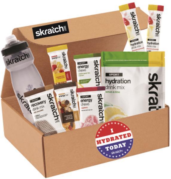 Skratch Labs Skratch Labs - Sampler Box *ONLINE ONLY*