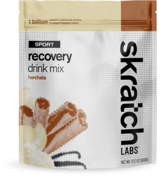 Skratch Labs Sport Recovery Drink Mix - Horchata 600g