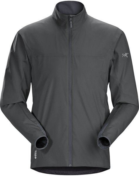 Arcteryx Solano GTX INFINIUM Jacket - Men's Color: Cinder