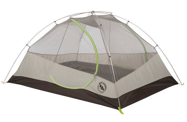 Big Agnes Inc. Blacktail 3 Tent with Footprint and Gear Loft