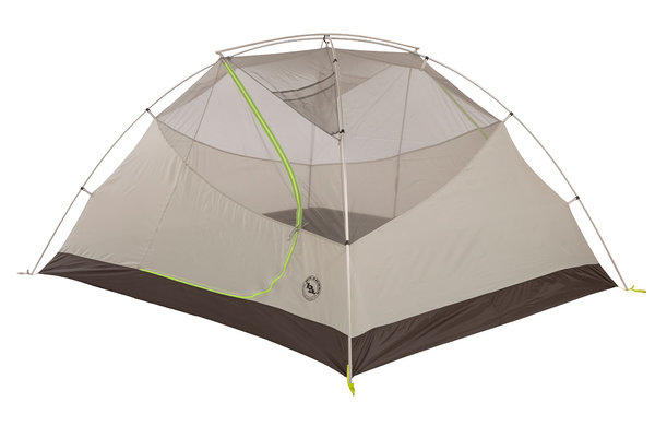 Big Agnes Inc. Blacktail 4 Tent with Footprint and Gear Loft