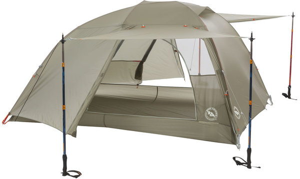 Big Agnes Copper Spur HV UL 3 Tent Color: Olive Green