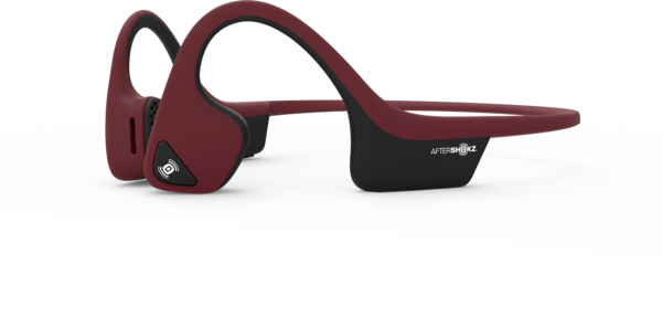 AfterShokz TREKZ AIR Color: Canyon Red