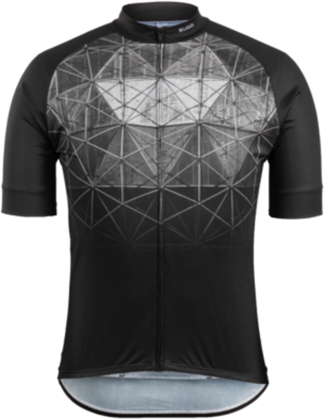 Sugoi Evolution Zap Jerseys - Men's Color: Black Urban