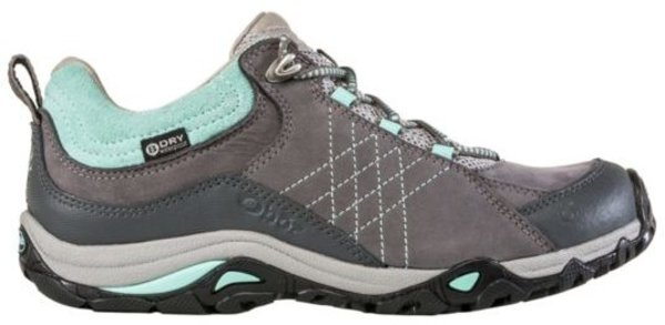 Oboz Footwear Sapphire Low B-Dry Waterproof - Women's