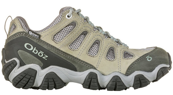 Oboz Footwear Sawtooth II Low Waterproof - (Wide Width Available) - Women's