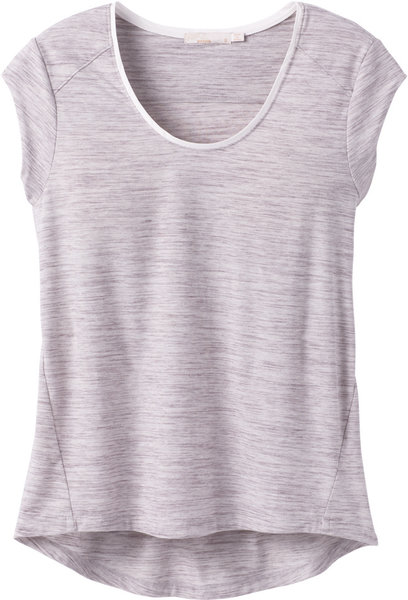Prana Everett Top - Women's Color: White Heather