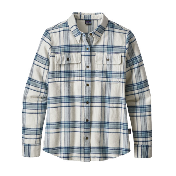 Patagonia L/S Fjord Flannel Shirt - Women's