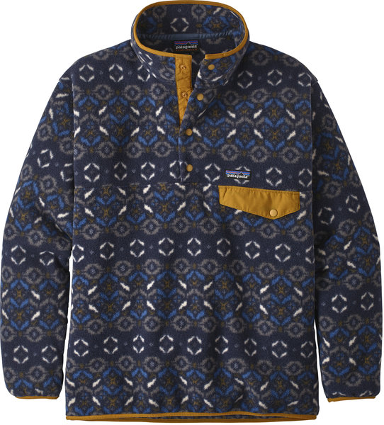 Patagonia Synchilla® Snap-T® Fleece Pullover - Men's