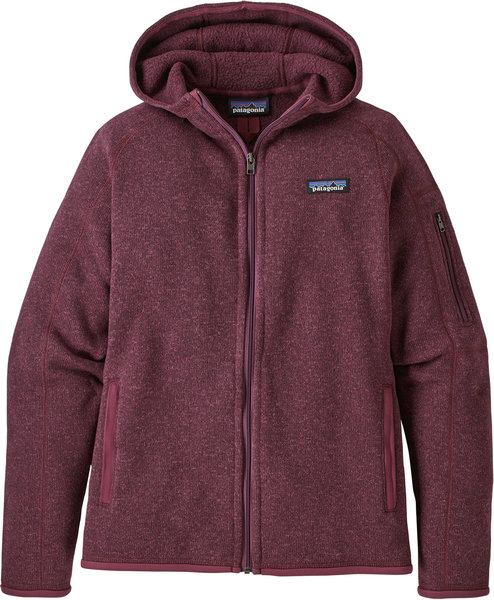Patagonia Better Sweater Hoody - Women's Color: Light Balsamic