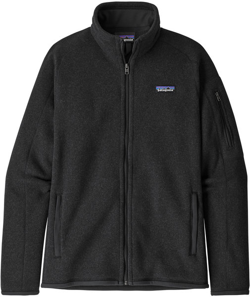 Patagonia Better Sweater Jacket - Women's Color: Black