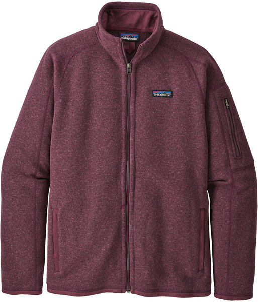 Patagonia Better Sweater Jacket - Women's Color: Light Balsamic