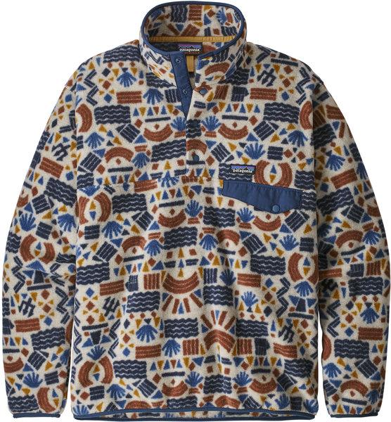 Patagonia Lightweight Synchilla® Snap-T® Fleece Pullover - Men's