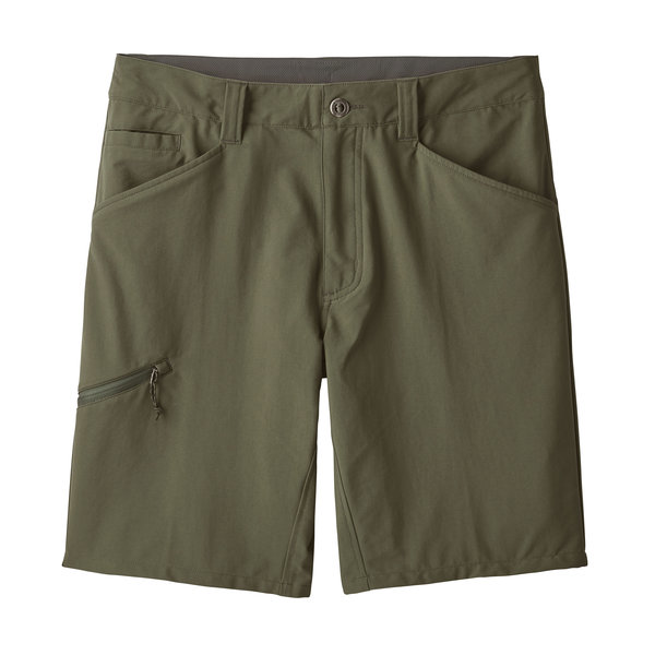 "Patagonia Quandary Shorts - 10"" - Men's Color: Industrial Green"