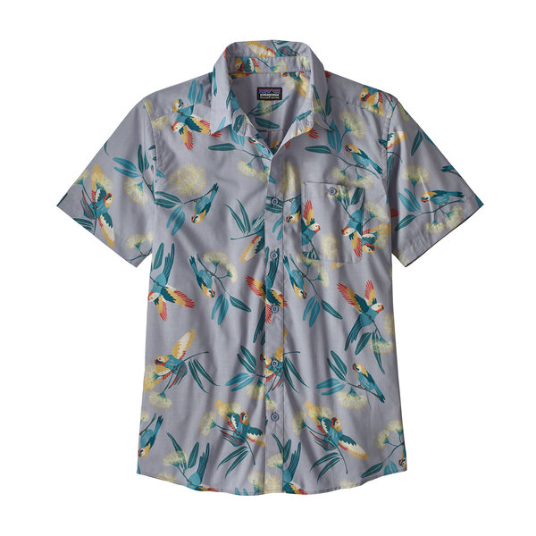 Patagonia Go To Shirt - Men's Color: Parrots: Ghost Purple