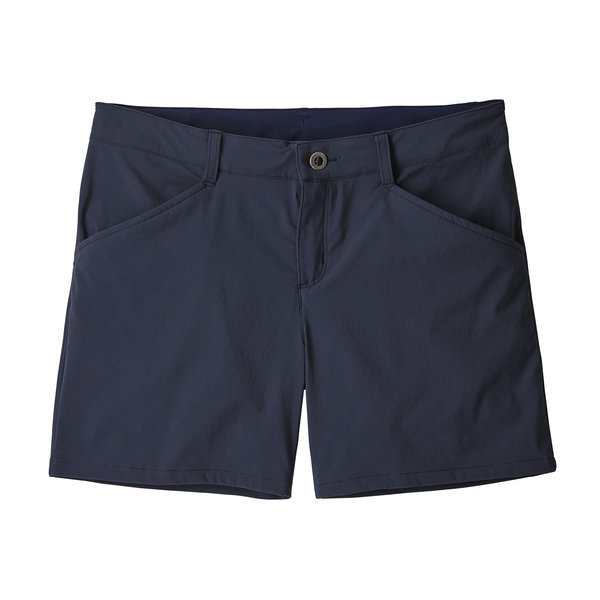 "Patagonia Quandary Shorts - 5"" - Women's Color: Neo Navy"