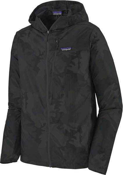 Patagonia Houdini Jacket - Men's Color: River Delta: Forge Grey