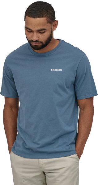 Patagonia P-6 Logo Organic Cotton T-Shirt - Men's