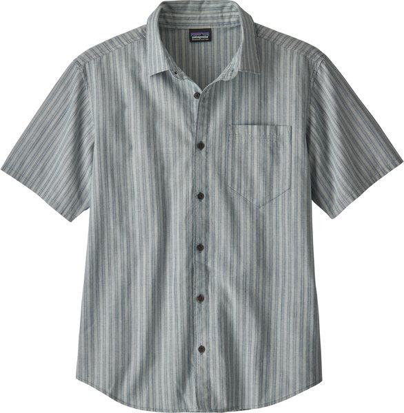 Patagonia Organic Cotton Slub Poplin Shirt - Men's