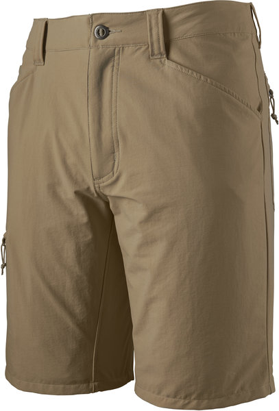 "Patagonia Quandary Shorts - 10"" - Men's Color: Ash Tan"